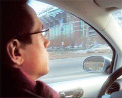 Trafikte uykusuzluk alkolden tehlikeli