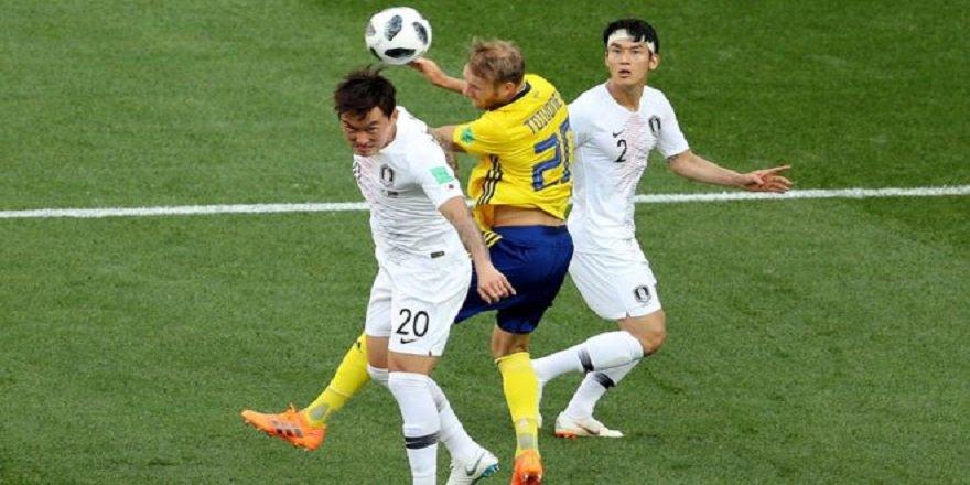 Dünya Kupası 2018: Güney Kore, kafa karıştırmak için oyuncuları farklı sırt numaralarıyla sahaya çıkarmış