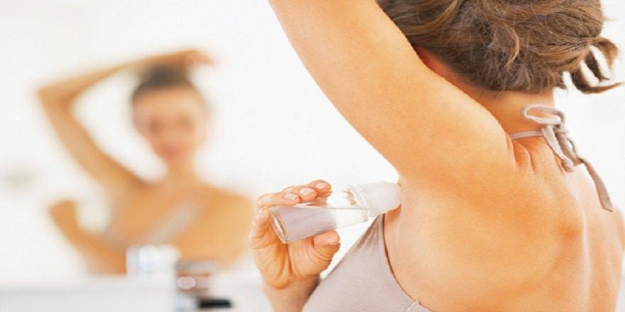 Toksik olmayan, uzun ömürlü organik deodorant yapımı