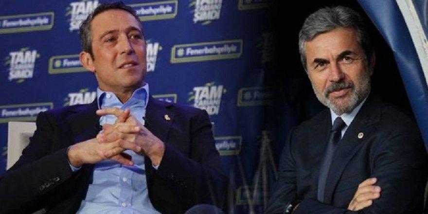 İşte Ali Koç ve Aykut Kocaman'ın tazminat diyaloğu