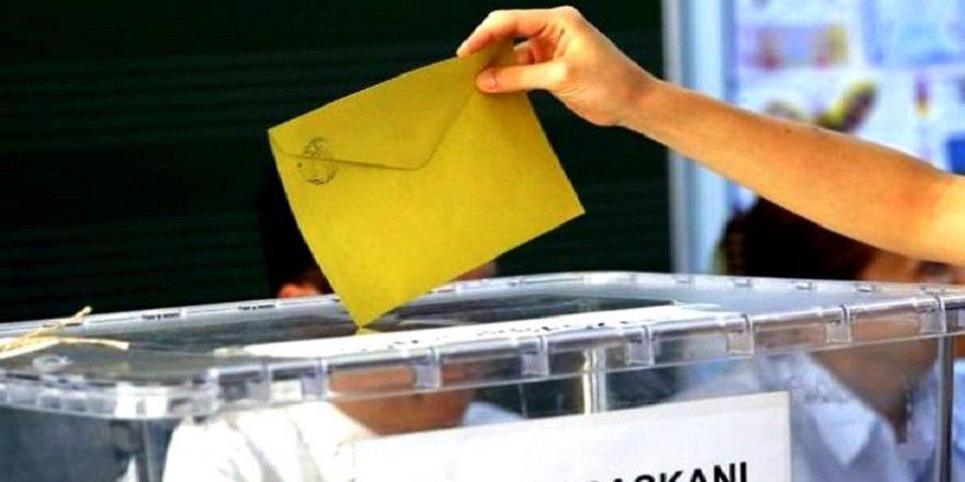 24 Haziran seçimleri oy kullanma saatleri! Oy ne zaman saat kaça kadar kullanılacak?