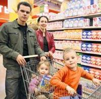 Çocuğunuzla alışveriş yaparken dikkat!