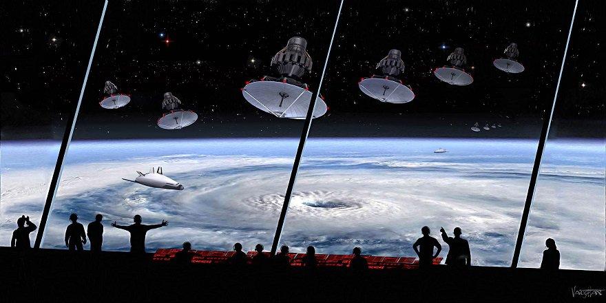 Uzay ülkesi Asgardia vatandaşlık için IQ testi yapacak! Başvuru yapan ülkeler arasında Türkiye ikinci sırada