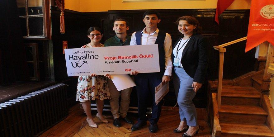 İstanbul'dan Amerika'ya, Hayallerine Uçacak Öğrenciler Belli Oldu!