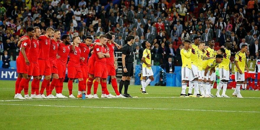 İngiltere maçında penaltı kaçıran Kolombiyalı futbolculara ölüm tehdidi