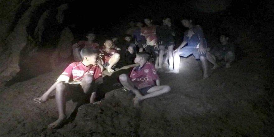 Son dakika... Tayland'da mahsur kalanların tamamı kurtarıldı