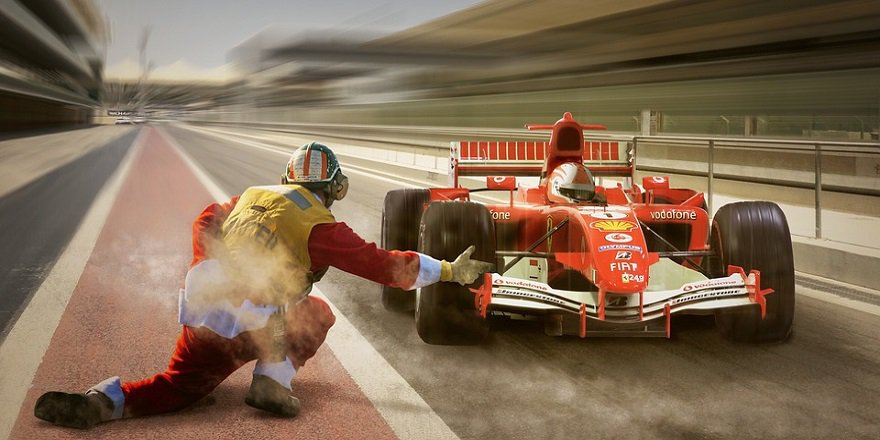 Brawn: Silverstone'daki zafer psikolojik anlamda Ferrari için önemli