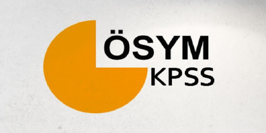 KPSS 2018/1 yerleştirme sonuçları açıklandı