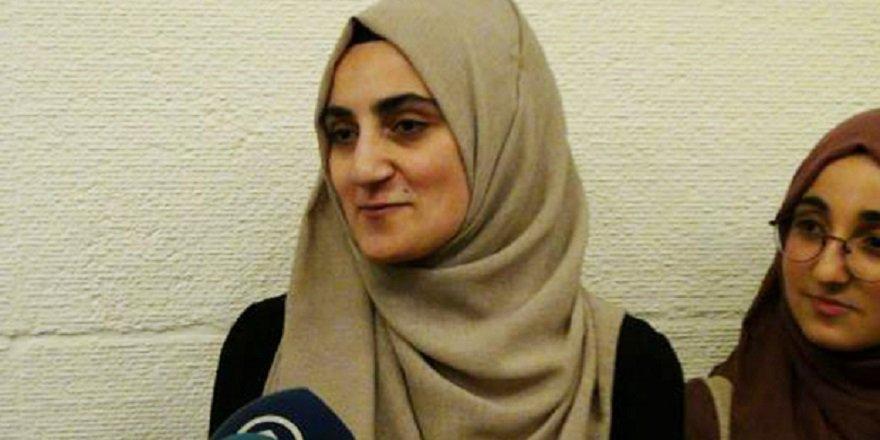 İsrail'de 'Hamas'a para ve parfüm vermekle' suçlanıp tutuklanan Ebru Özkan Türkiye'ye döndü