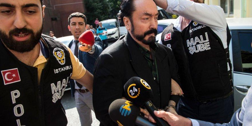 Adnan Oktar ve 59 kişi tutuklanma talebi