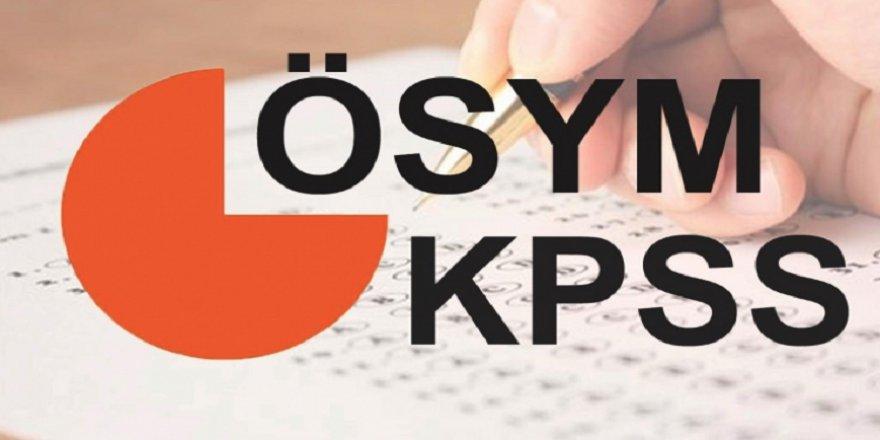 KPSS ne zaman saat kaçta başlayacak? - KPSS 2018 lisans sınav giriş yerleri belgesi ...
