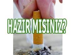 Sigara Yasağı Yarın Başlıyor
