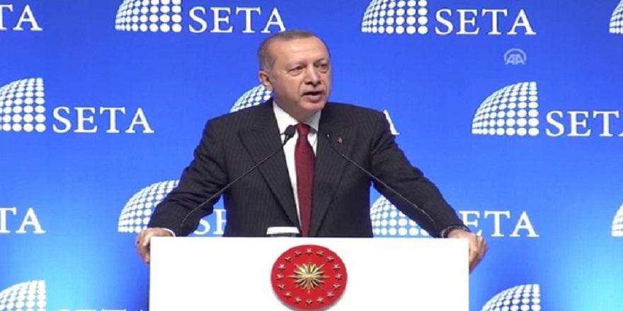 Cumhurbaşkanı Erdoğan: ABD'nin elektronik ürünlerine boykot uygulayacağız