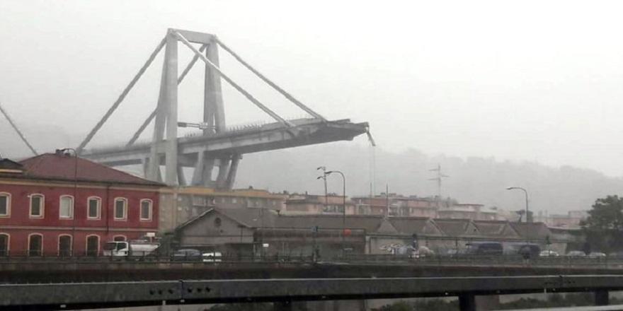 Son Dakika! İtalya'da Köprü Çöktü: Çok Sayıda Ölü ve Yaralı Var!