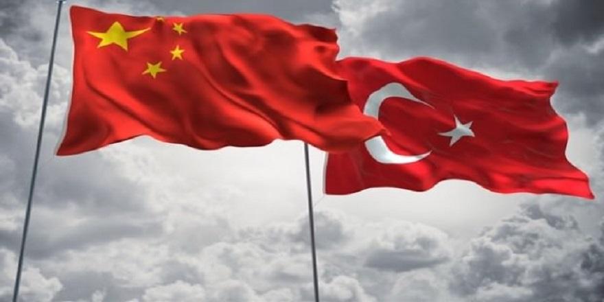 Dünyada bir ilk! Çin Türkiye ile başlıyor...