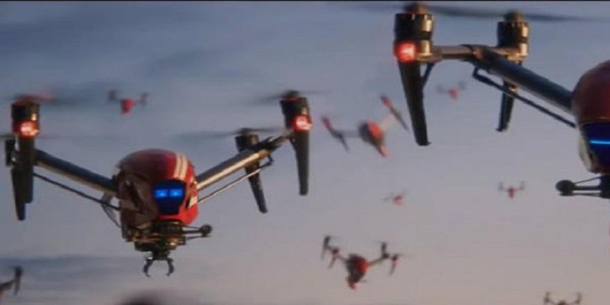 En hızlı drone'lar İstanbul Yeni Havalimanı'nda yarışacak
