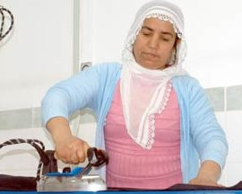 Bir kadın hayatı boyunca ne kadar ütü yapar?