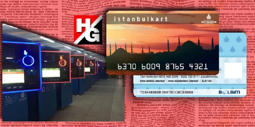 Pet şişe ile İstanbulkart dolumu nasıl yapılacak?