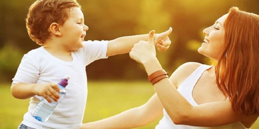 Anne mutlu değilse çocuk da mutlu olmaz