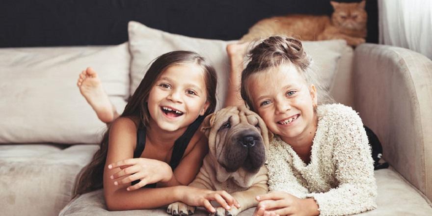 Hayvan sevgisinin çocuklara 6 olumlu etkisi