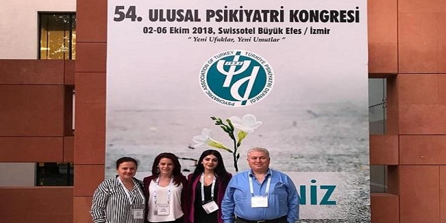 Prof. Dr. Çakıcı'nın araştırması ödül aldı