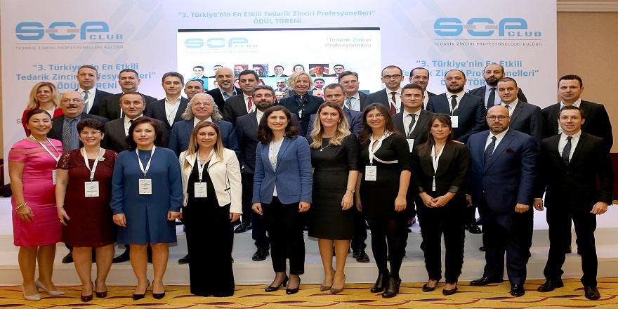 İş dünyası ''Türkiye'nin En Etkili Tedarik Zinciri Profesyonelleri'' gala gecesinde buluşuyor!