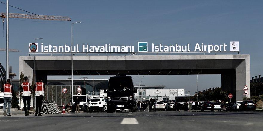İstanbul Havalimanı Hizmete Açıldı