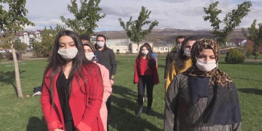 Üniversite Öğrencilerinden Lösemili Çocuklara Klipli Destek