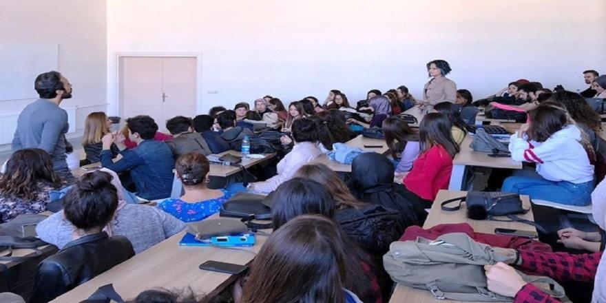 Söke Sağlık Hizmetleri Myo'da Proje Eğitimleri Devam Ediyor
