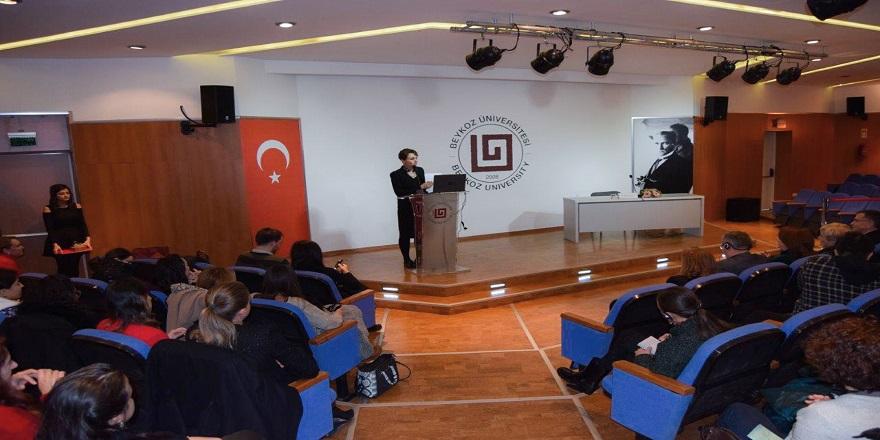 Sürgündeki şiirler Beykoz Üniversitesi'nde konuşuldu