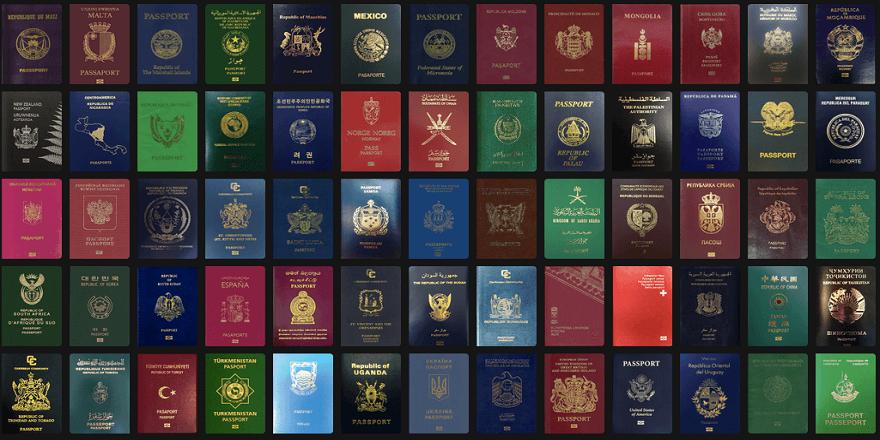 2019'un en güçlü pasaportları açıklandı:Türkiye 39. sıraya yükseldi!