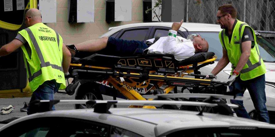 Yeni Zelanda'da iki camide katliam: Ölü ve Yaralılar Var