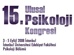 15. ULUSAL PSİKOLOJİ KONGRESİ