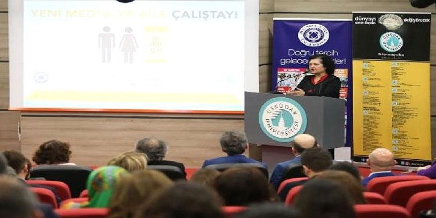 Yeni Medyanın Çocuk Psikolojisi ve Aile İlişkilerine Etkisi Çalıştayda Ele Alındı