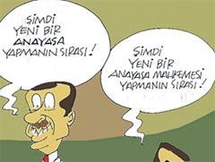 Kapatma Davası - KARİKATÜR
