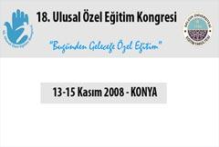 18. Ulusal Özel Eğitim Kongresi