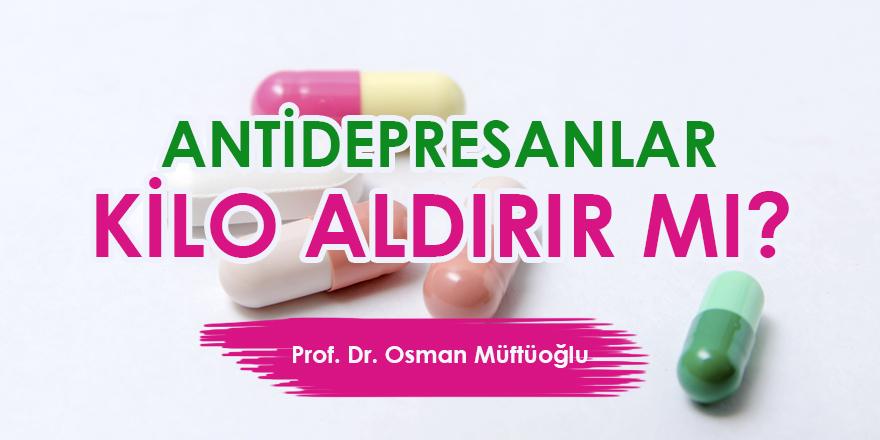 Antidepresanlarlar Kiloya Neden Olur mu?