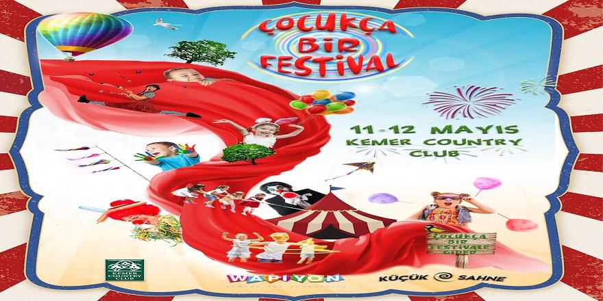 Çocukça Bir Festivale Sayılı Günler Kaldı