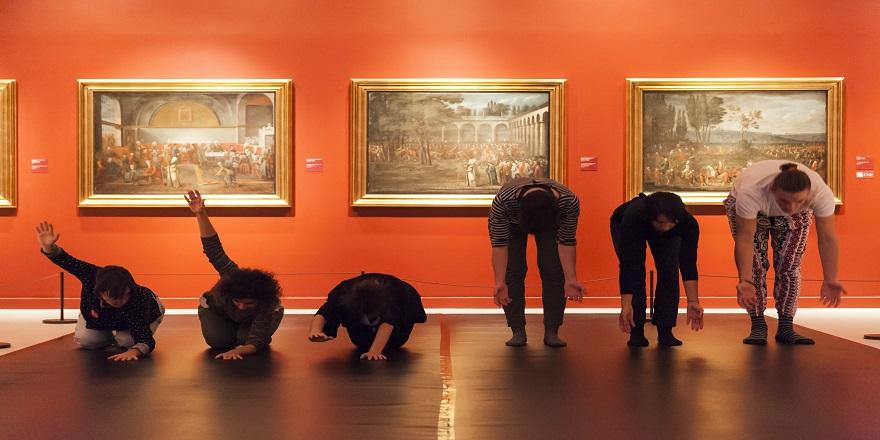 """Pera Müzesi Öğrenme Programları,Gençleri """"Funflows"""" Hareket Atölyesinde Buluşturuyor!"""