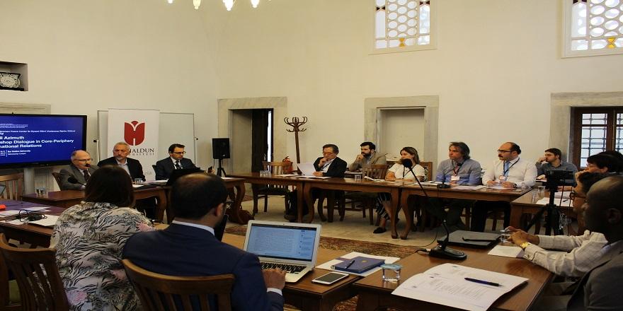 4. All Azimuth Çalıştayı için İstanbul'da Buluştular