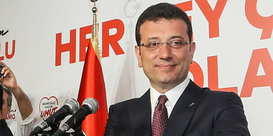 İstanbul Büyükşehir Belediyesi Seçimini Ekrem İmamoğlu Kazandı