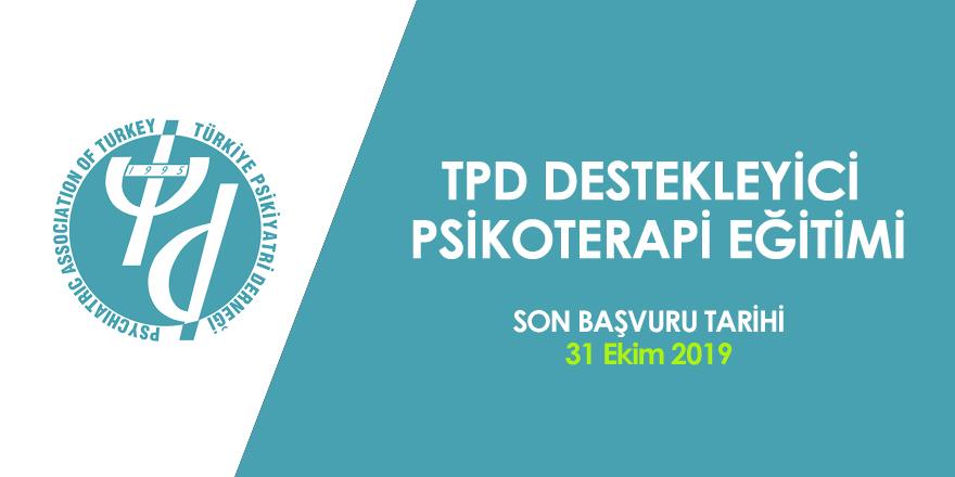 TPD Destekleyici Psikoterapi Eğitimi - İzmir