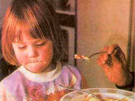 Çocuğunuz yemek yemiyorsa...