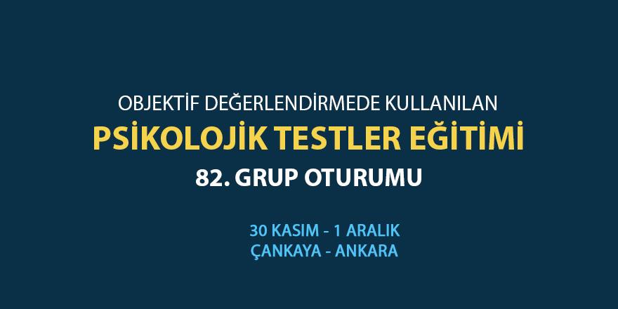 Psikolojik Testler Eğitimi - Ankara