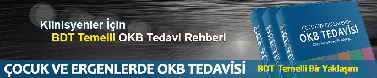 Pediatrik OKB için BDT Temelli Tedavi Rehberi - Kitap