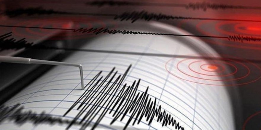 İstanbul'da Deprem Son Dakika
