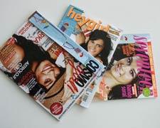 Genç Kızlara Yönelik Dergiler ve Hayatın Gerçek Yüzü