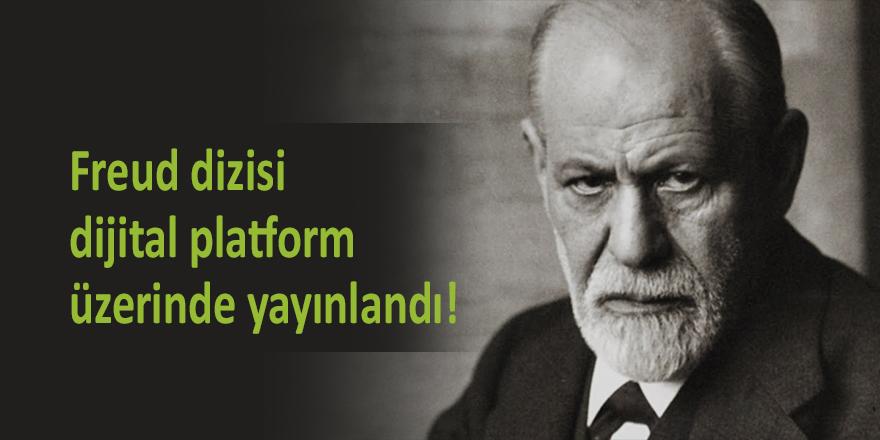 Freud dizisi dijital platform üzerinde yayınlandı!