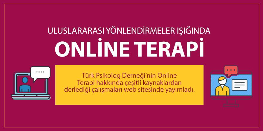 Online Terapide Uluslarlarası Kriterler Nelerdir?