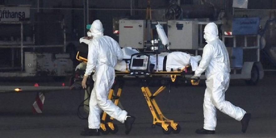 ABD'ye 100 bin ceset torbası...